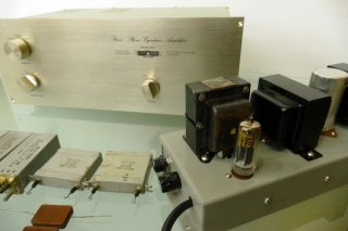 Western Labo Model 2001 PHONO E.Q AMP [22972]