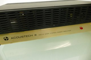 ACOUSTECH Model 3 1台 保証外品 [22977]