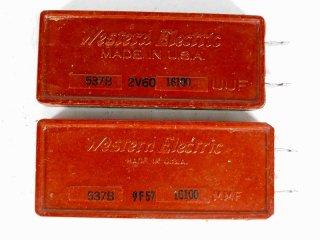 Western Electric 537B 16100P 2個 [23290]