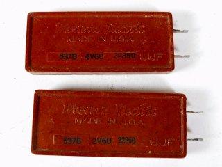 Western Electric 537B 22850P 2個 [23249]
