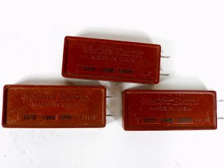 Western Electric 537B 16000P 3個 [23248]
