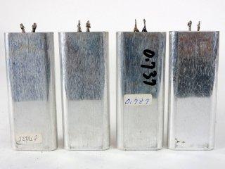 Western Electric FJ-14 COND 4個 [23241]