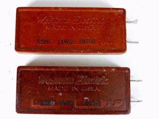 Western Electric 537B 16100P 2個 [23209]