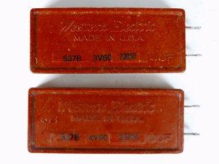 Western Electric 537B 23850P 2個 [23207]