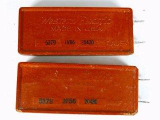 Western Electric 537B 20430P 2個 [23206]