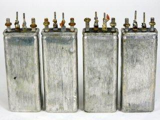 Western Electric 513C 10MFD 4個 [23197]