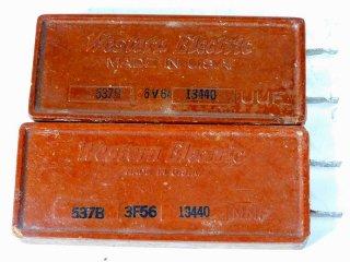 Western Electric 537B 13440P 2個 [23152]
