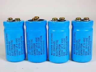Western Electric KS-20443L85 6V 21000MFD 4個 [23379]