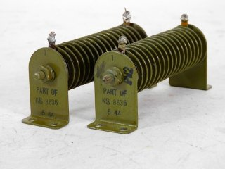 Western Electric KS-8636 セレン整流器 2個 [22352]