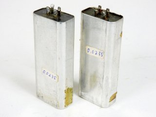 Western Electric CW67 COND 2個 保証外品 [24062]