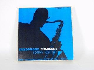 10号テープ 録音品 PRESTIGE SONNY ROLLINS「SAXOPHONE COLOSSUS」保証外品 [24081]
