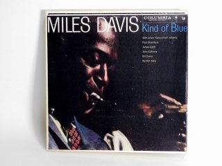 10号テープ 録音品 COLUMBIA MILES DAVIS「Kind of Blue」保証外品 [24083]
