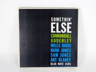 10号テープ 録音品 BLUE NOTE CANNONBALL ADDERLEY「SOMETHIN'ELSE」保証外品 [24082]