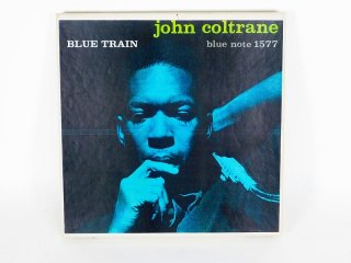 10号テープ 録音品 BLUE NOTE JOHN COLTRANE「BLUE TRAIN」保証外品 [24080]