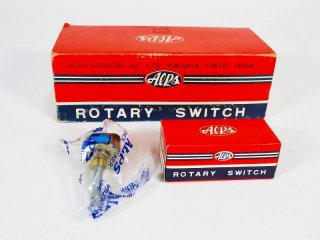 ALPS M-25 ROTARY SWITCH 10個 [24179]