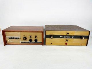 ALTEC 445A & 345A ステレオプリパワー 1set [24366]
