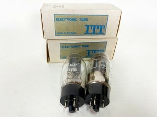 ITT CV593/GZ32 2本 [24512]
