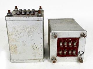 Westrex T122 A-11 6C6G パラレルp.p用 出力トランス 2個 [24590]