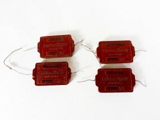 Western Electric 538D 4個 保証外品 [24121]