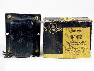 STANCOR C-1412 4H 250mA チョークトランス 1個 [24594]
