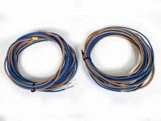 Western Electric 16AWG スピーカーケーブル 6m×4本 [24614]