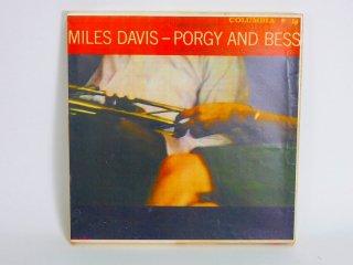 10号テープ 録音品 COLUMBIA MILES DAVIS「PORGY AND BESS」1巻 保証外品 [24686]