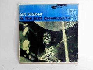 10号テープ 録音品 BLUE NOTE ART BLAKEY AND THE JAZZ MESSENGERS「THE BIG BEAT」1巻 保証外品 [24688]