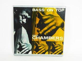 10号テープ 録音品 BLUE NOTE PAUL CHAMBERS「BASS ON TOP」1巻 保証外品 [24689]