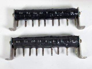 Western Electric BL163296 757アッテネーター用 抵抗器 レプリカ 2個 [24698]