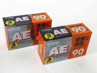 TDK AE-90X3G ノーマルポジション 新品未開封 計6本 [24704]