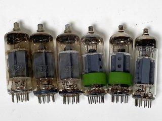 NEC,ナショナル etc 12B-B14 計6本 [24797]