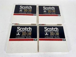 Scotch 7号テープ 203-LHR 4巻 保証外品 [24935]
