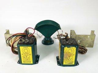 ALTEC 3000A ツィーター 1本 + N-3000A ネットワーク 2個 [24963]