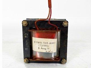 SIEMENS B71616-S65-A997 チョークトランス 1個 [25234]