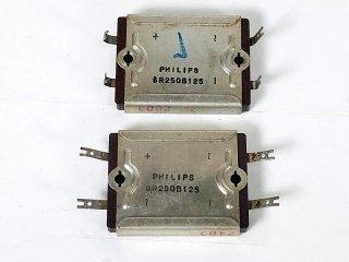 PHILIPS ブリッジ型 セレニウム SR250B125 2個 [25313]