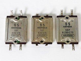 SIEMENS ブリッジ型 セレニウム B250/C75 3個 [25314]