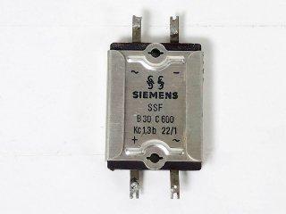 SIEMENS ブリッジ型 セレニウム B30/C600 1個 [25315]