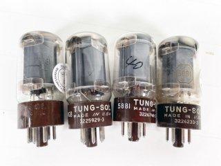 TUNG-SOL 5881/6L6WGB 4本 [25589]