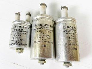 BOSH 高圧用コンデンサー 0.5MFD 計3個 [25547]