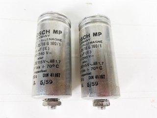 BOSCH 電解コンデンサー 16MFD 240V 2個 [25597]