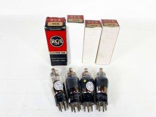 RCA 6C6 4本 [25963]