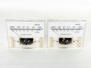 McIntsoh MC-7270用 POWERメーター 2個 [26036]
