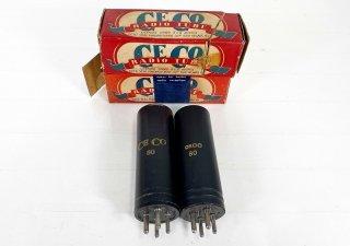 CE CO RADIO TUBE M80 2本 [26089]