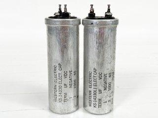 Western Electric KS-14330 60V 1000MFD 2本 [26633]