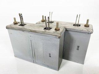 Western Electric 158A 2.16MFD×2 複合型コンデンサー 2個 [26761]