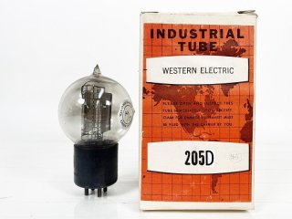 Western ELectric 205D 刻印 1本 [26832]
