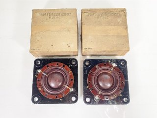 Western Electric REPLACES 555/720A ES-671349-3 2個 [26912]