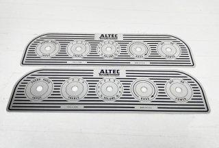 ALTEC A-323B プレート 2枚 [26960]