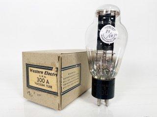 Western Electric 300A 刻印 オリジナル品 1本 [27029]