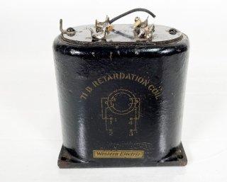 Western Electric RET 71B BLACK 1個 [26909]